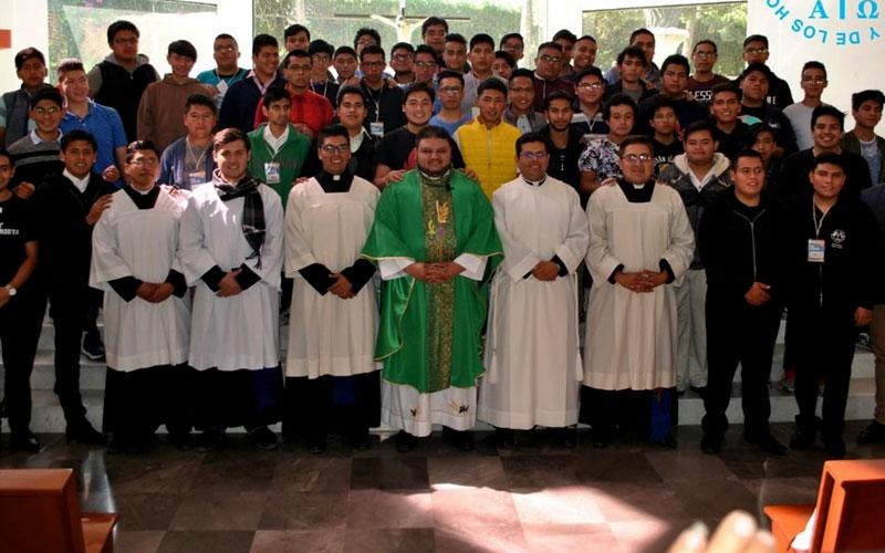Cultivando una vocación a la vida sacerdotal