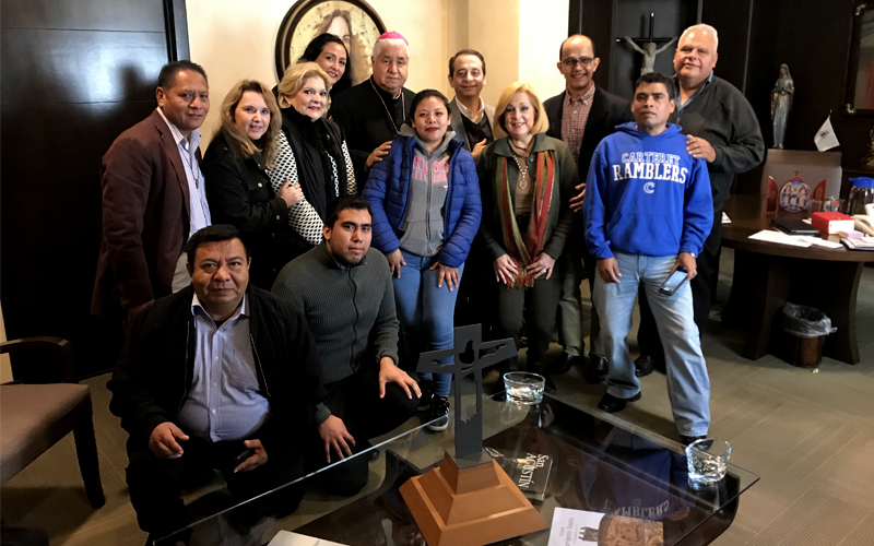 Visitas Obispos y Pastorales Monterrey-Torreón