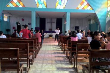 Retiro de Semana Santa y Domingo de Ramos