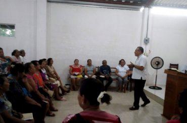 Curso de misioneros