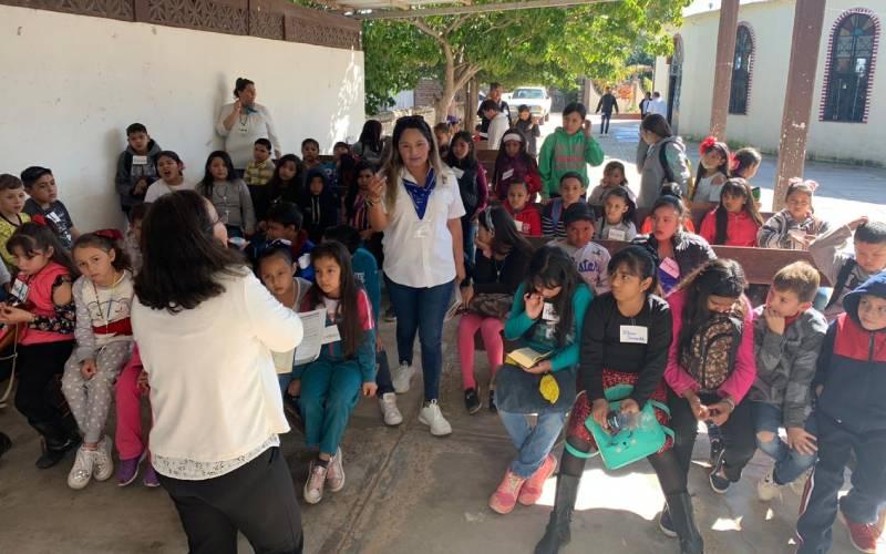 Misión en la Comunidad de Nuestra Señora del Carmen