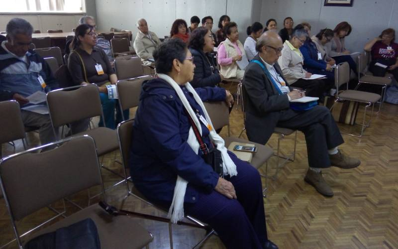 Reunión Arquidiocesana de Directores y facilitadores del CEFALAE