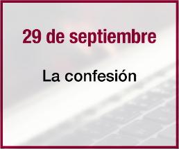 Nuestros eventos, 29 de de septiembre