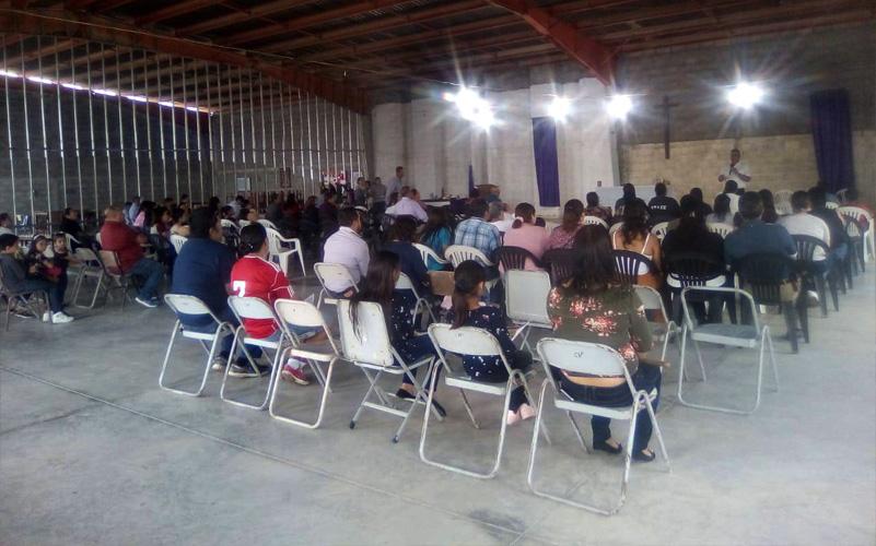 Retiro de Cuaresma para las Comunidades de San Pablo