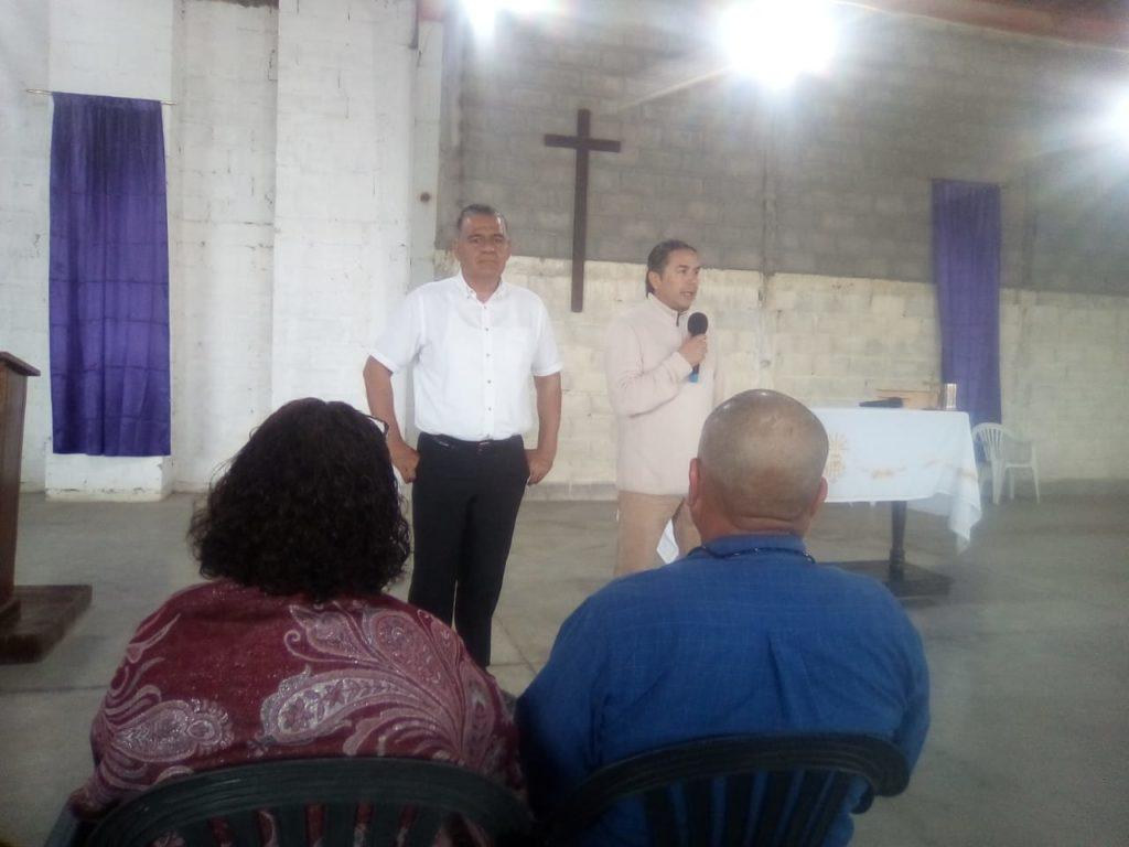 ETC en Retiro de Cuaresma para las Comunidades de San Pablo