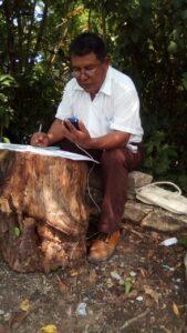 Manuel Guzmán en Puebla