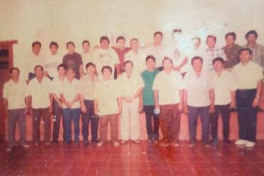 Foto de miembros de evangelizadores