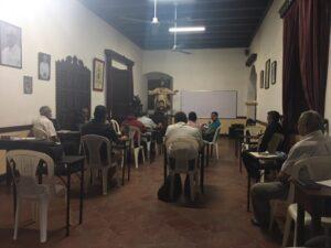 """Animadores en curso """"El liderazgo Virtuoso"""" 02."""