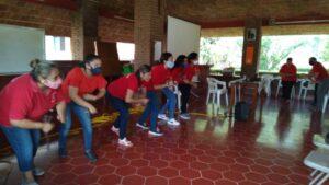 Evangelizadores en la Jornada de Formación
